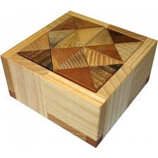 Cuboid 1 (with tray) -