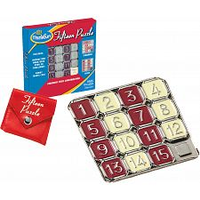Fifteen Puzzle -