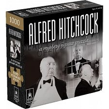 Mystery Puzzle - Alfred Hitchcock -