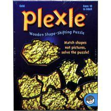 Plexle Puzzle - Gold -