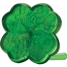 3D Crystal Puzzle - Clover -