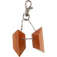 Pyramid Keychain Puzzle -