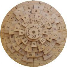 Safecracker 50 Puzzle -