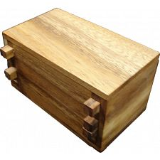 Secret Lock Box -