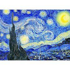 Vincent Van Gogh - Starry Night -