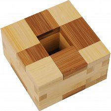 Funzzle - Bamboo Wood Puzzle - Kappa -