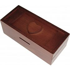 Secret Opening Box - Heart Bank -