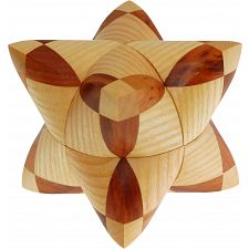 Dual Tetrahedron 3 -