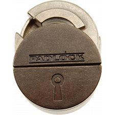 Cast Padlock -