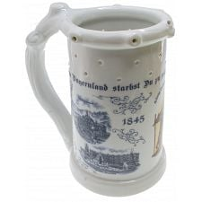 Porcelain Ludwig Puzzle Stein -
