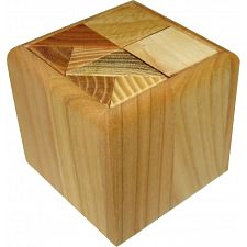 3/4 Cube (with box) -