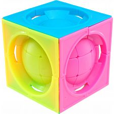 limCube Deformed 3x3x3 Centro-Sphere Cube - Stickerless -