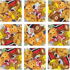 Scramble Squares - Teddy Bears -