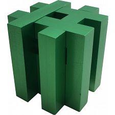 #1 Puzzle - Metal Puzzle -