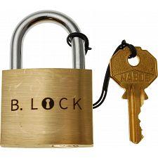B-Lock Puzzle -