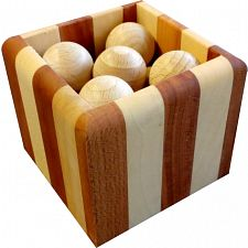 Ball Room (Striped Box) -