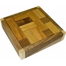 Puzzle 5x5 (with tray) -