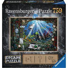 Escape Puzzle 4: Submarine -