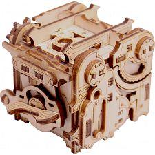MiniPunk Kit - Mini Wooden DIY Puzzle Box -