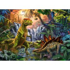 Dinosaur Oasis -