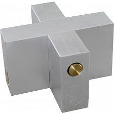 Aluminum Cross -