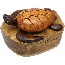 Turtle - 3D Puzzle Box -