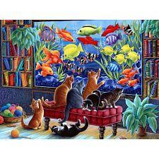 Kittens Fishing -