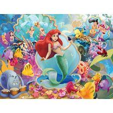 Disney Princess: Ariel and Friends - Large Piece -