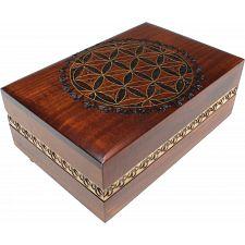 Geometric Design Puzzle Box -