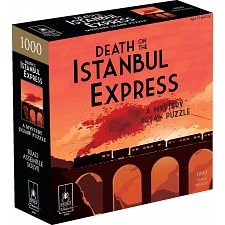 Mystery Puzzle - The Orient Express -