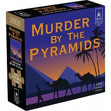 Mystery Puzzle - Murder On The Nile -