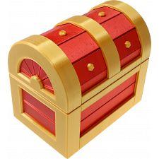 Treasure Chest Puzzle Box -