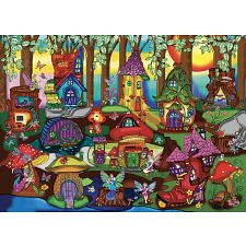 The Enchanted Forest -