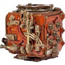 Mecanigma - Wooden DIY Puzzle Box Kit -