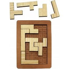 Puzzlendar - 7 Yearly -
