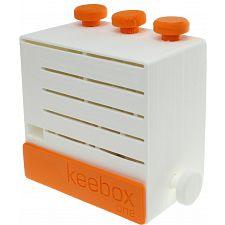 keebox one - White / Orange -