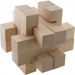 Star Box Wood Puzzles Puzzle Master Inc