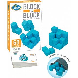 Cheap Puzzle Master Block by Block Puzzle(PM00791)