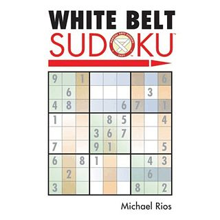 Cheap Puzzle Master White Belt Sudoku Level 1 – Book Puzzle(PM00847)