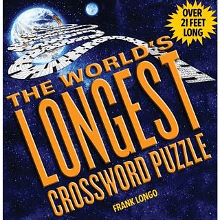 Cheap Puzzle Master The World's Longest Crossword – Book Puzzle(PM00848)