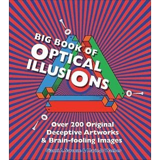 Cheap Puzzle Master Big Book of Optical Illusions – Book Puzzle(PM00955)