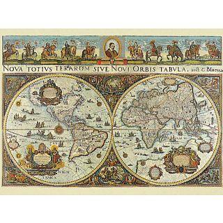 World Map 1665