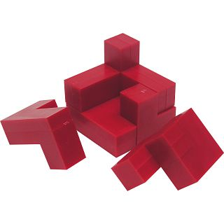 Cheap Puzzle Master Cube – Impuzzables: Red Puzzle(PM01120)