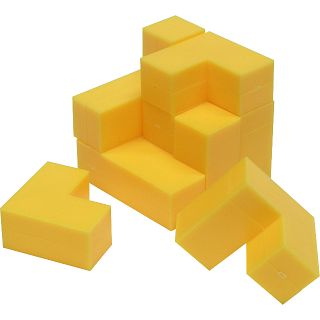 Cheap Puzzle Master Cube – Impuzzables: Yellow Puzzle(PM01121)