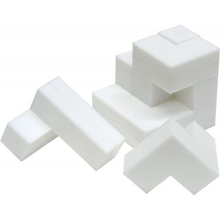 Cheap Puzzle Master Cube – Impuzzables: White Puzzle(PM01122)