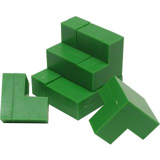 Cheap Puzzle Master Cube – Impuzzables: Green Puzzle(PM01123)