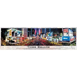 Cheap Puzzle Master Panoramic: Times Square Puzzle(PM01135)