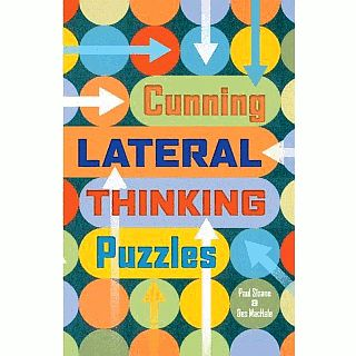 Picture of Puzzle Master Cunning Lateral Thinkings - book Puzzle(PM01191) (Challenging Puzzles)