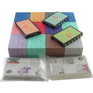 Picture of Puzzle Master Livecube - Educational Package Puzzle(PM01377) (Challenging Puzzles)