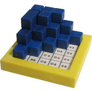 Cheap Puzzle Master Mini-Building Game (Mini-Baumeisterspiel) Puzzle(PM01533)